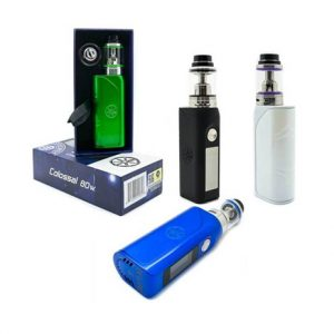 Green ASMODUS COLOSSAL 80W COMPLETE KIT